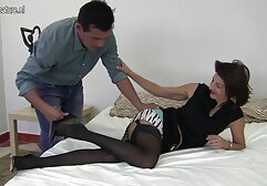Sex Group at the Russian New Year Party black ebony sex