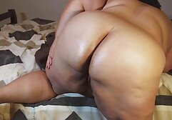 Tied black porn sites girl with dildo in her ass