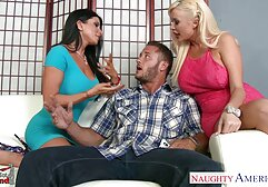 Mistress love to receive a gift from his boss. black pirn